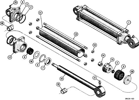 hydraulic cylinder diagram diagram hydraulic ram diagram
