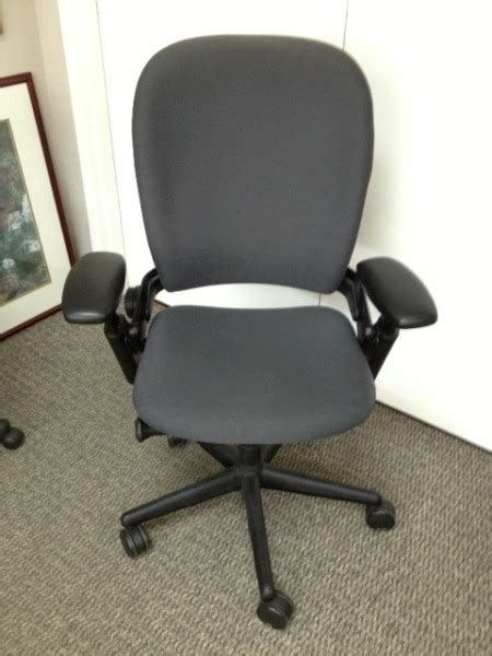used office chairs used steelcase leap chair at