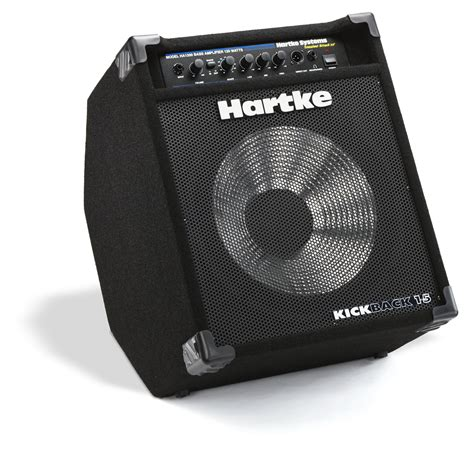 best bass guitar lifier hartke kickback 15