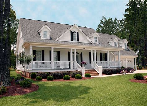 house plans with front and back porches three bedroom house plan with porches in front and back