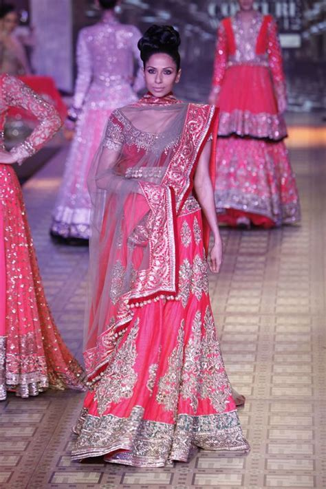 Delhi Couture Week: Manish Malhotra   Reception outfits