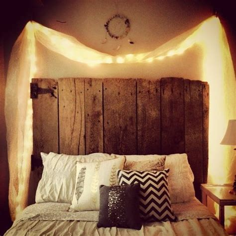 light wood headboard love that old barn wood headboard for the home pinterest