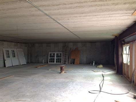 Can a pre engineered metal building have a basement