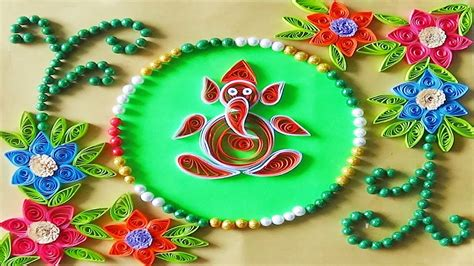How To Make Paper Quilling Greeting Cards - quilling artwork how to make paper quilling greeting