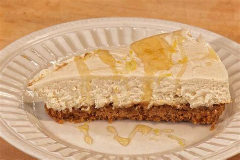 goat cheese cheesecake no bake lemon vanilla goat cheese cheesecake growing a greener world 174