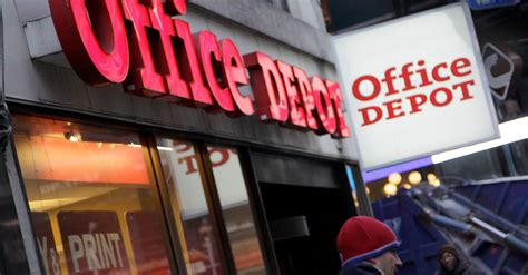 Find The Nearest Office Depot by Never Mind Office Depot Is Up 16