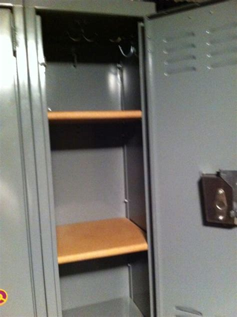 Shelf Locker by Build Shelves For School Lockers Dadand