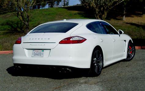 Porsche Panamera Turbo White by Porsche Panamera Turbo White 2014
