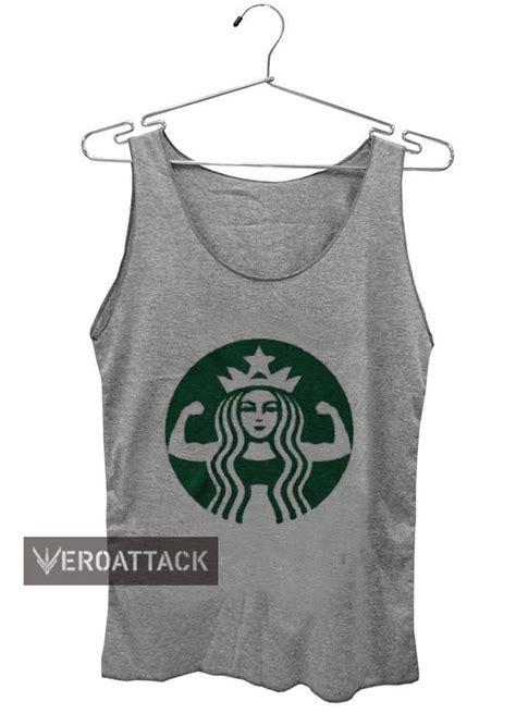 Tangtop Starbuck starbucks tank top and