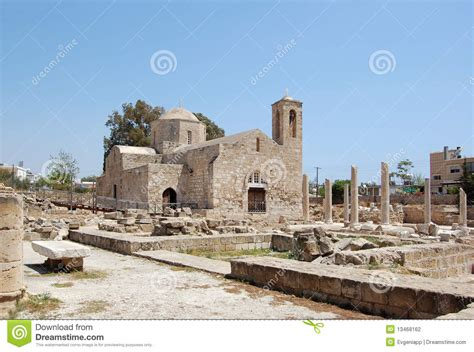 the early christian basilica the early christian basilica stock photography image