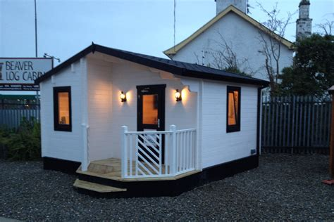 log cabins ireland showsite