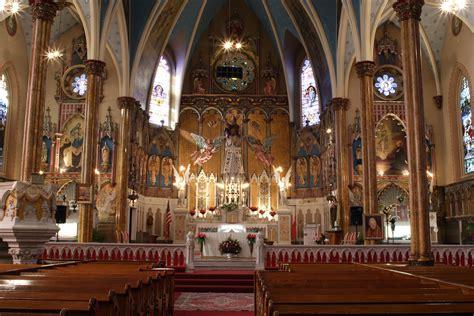 st catholic church file st albertus catholic church detroit interior jpg