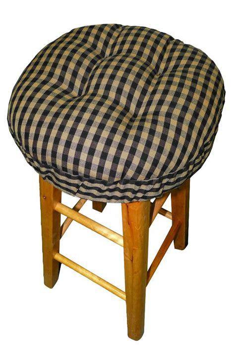 bar stool cushions black checkers black bar stool cover with foam bar