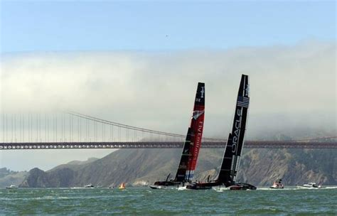 u boat new zealand america s cup race to be televised live today latimes