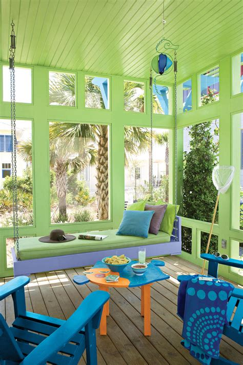 beach house decorating ideas coastal living intended for beach decorating ideas outdoor spaces southern living