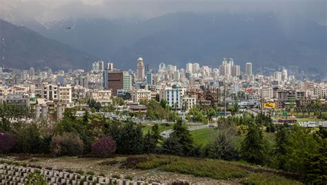 in iran tehran city in iran sightseeing and landmarks