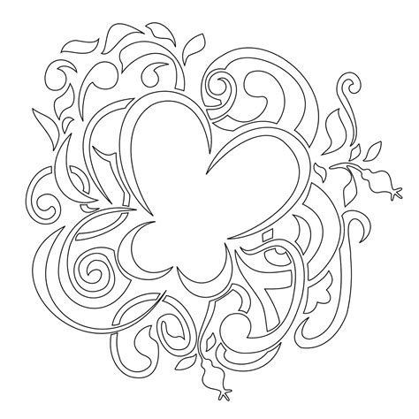 free butterfly tattoo designs to print butterfly stencil 23 click for size