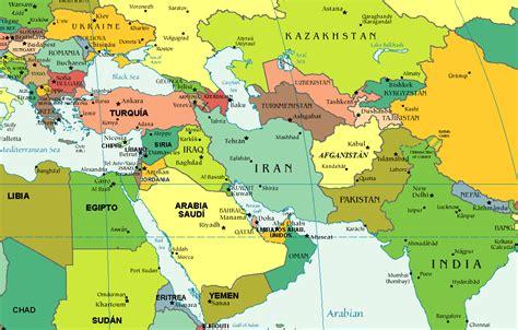 el oriente prximo en oriente proximo mapa my blog