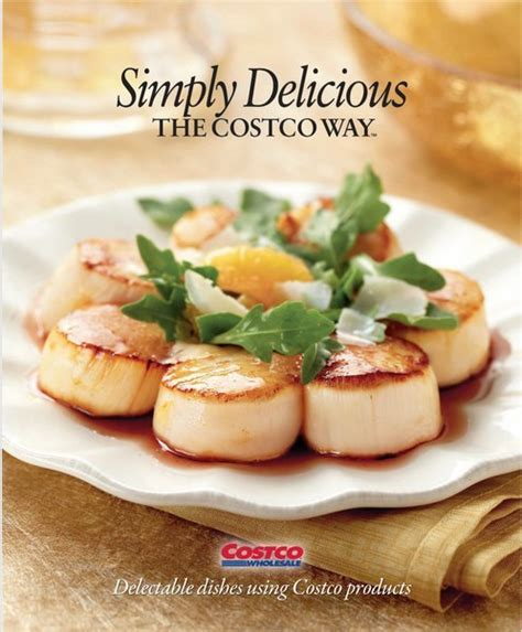 Costco Cookbook Giveaway - costco free simply delicious cookbook download freebies2deals
