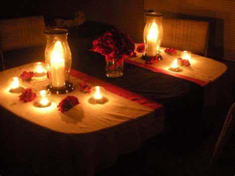 romantic dinner romantic dinner setting www pixshark com images