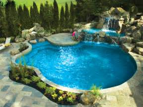 Backyard Pool How Tp Make Backyard Pool Landscaping Ideas Front Yard