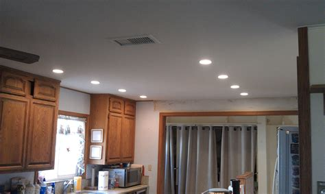 Ceiling Recessed Lighting Textured Ceiling Services Acoustic Removal Experts