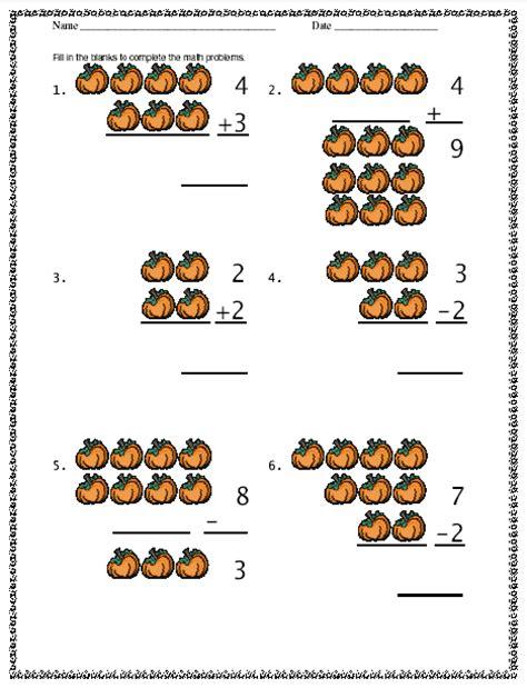 printable worksheets halloween halloween math worksheets
