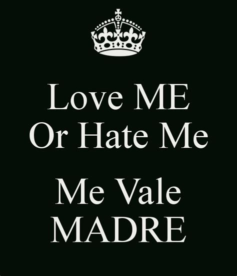 Me Or Me by Me Or Me Me Vale Madre Poster Jose Keep Calm