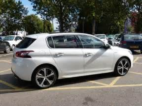 Peugeot 308 Gt Hdi Used Peugeot 308 Gt Line 2 0 Blue Hdi 150 Bhp All E