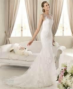 pronovias 2013 pre collection wedding dresses fashion