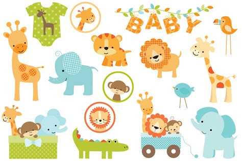 jungle animal templates baby jungle animal pack2 01 o jpg 1429731904