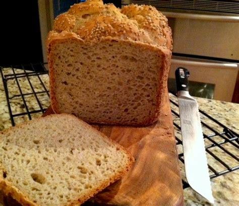 Wheat Free Bread Recipe For Bread Machine Best Gluten Free Bread Machine Recipes