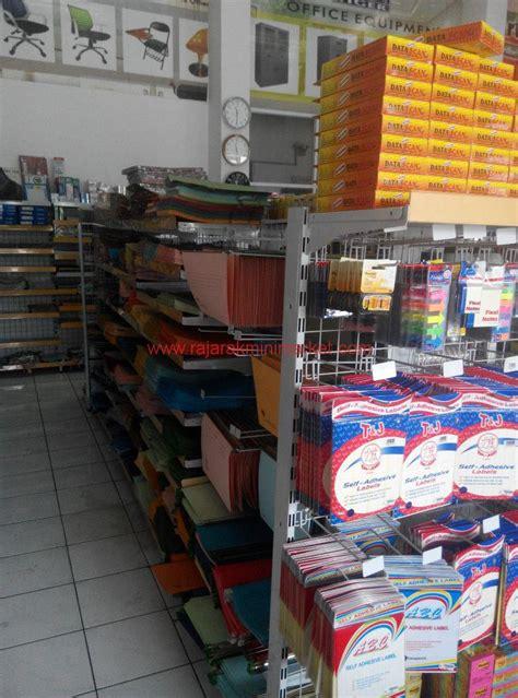 Rak Minimarket Bekasi rak gondola minimarket untuk toko atk