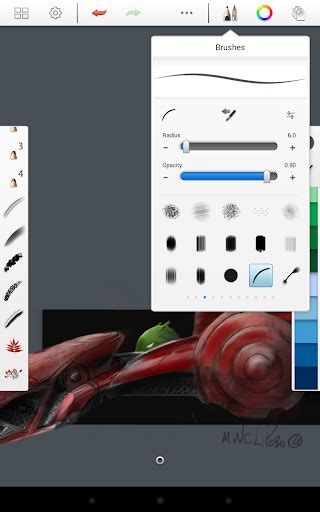 sketchbook pro apk tablet sketchbook pro android apps apk 3661682