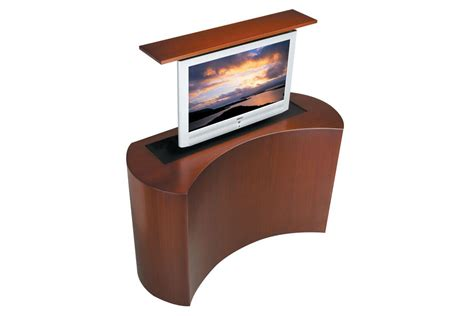Retractable Tv Cabinet Living Room Furniture Custom Tv Stand Custom Made Tv Stands Coast Retractable Tv Stand