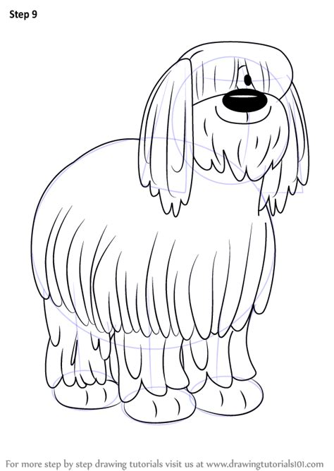 sheep dog coloring page old english sheepdog coloring pages fun coloring pages
