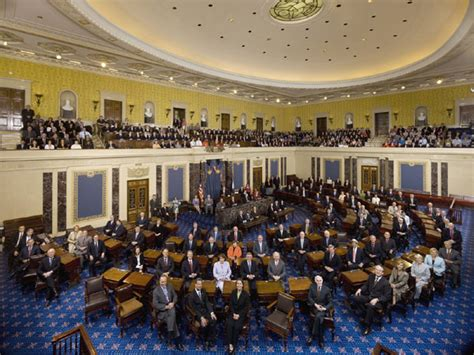 Senate Placement Office by U S Senate 110th Class Photo