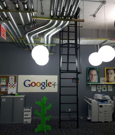 google office tour photo tour google s surprise filled new york city office