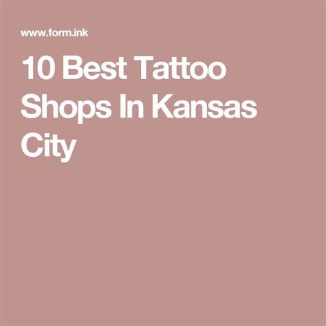 tattoo parlors in kansas city 17 best ideas about best shops on best