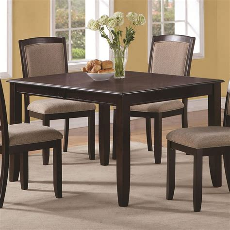 Rectangle Dining Room Tables by Memphis Rectangular Dining Table Casual Kitchen Dining