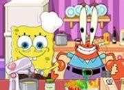 jeux de bob l 駱onge de cuisine jeux de cuisine gratuit