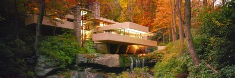 Falling Water laurel highlands pa frank lloyd wright fallingwater tours