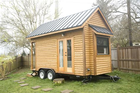 tiny house houzz tiny house in portland contemporary exterior