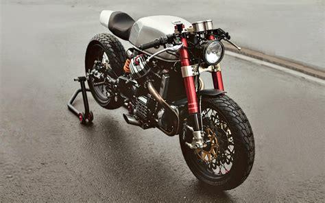 Motorrad Aber Keine Garage by Honda Cx500 George S Garage