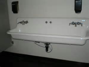Troff Sinks Bathroom - goddessof4 trough sink