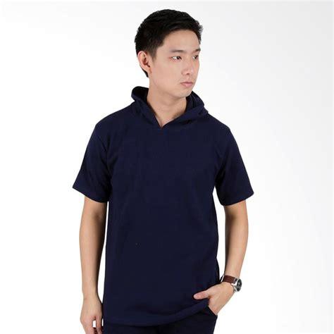 Kaos Security Polos Biru Dongker jual elfs shop katun polos kaos hoodie biru dongker harga kualitas terjamin