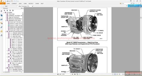 allison 4000 wiring diagram free wiring