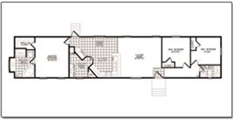 new single wide manufactured home floorplans from