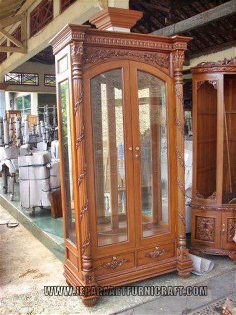 Aquarium Hias Gelas Antik lemari pajangan kaca jual mebel jati jepara mebel minimalis mebel antik furniture klasik
