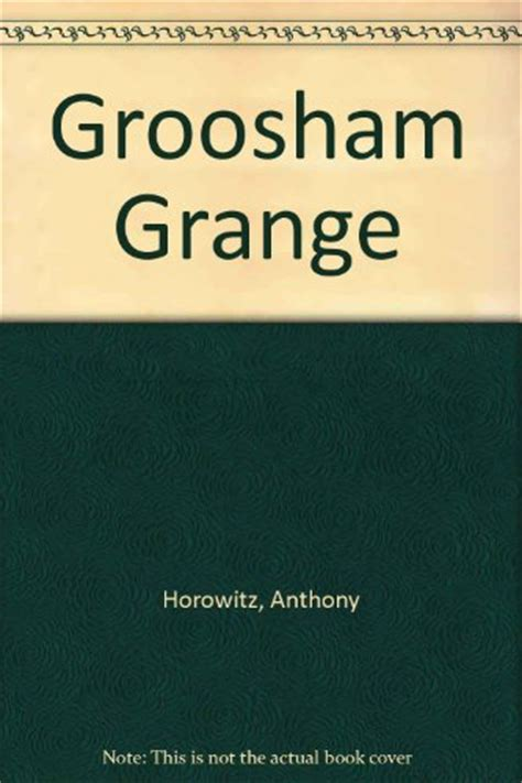 children s books reviews groosham grange bfk no 90